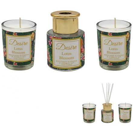 Lotus Blossom Boutique Diffuser