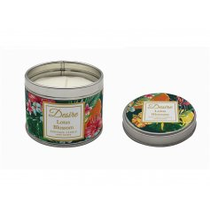 filled with a sweetly scented wax candle that will be sure to bring a splash of colour to any home space