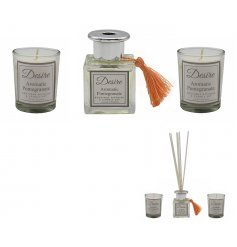 this Boutique Diffuser and Candle Set will be sure to make a delightful gift idea for any recipient