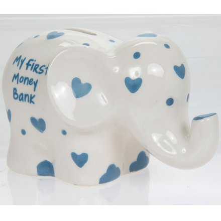 First Money Bank, Blue