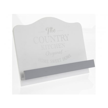 Country Kitchen Recipe Book Stand