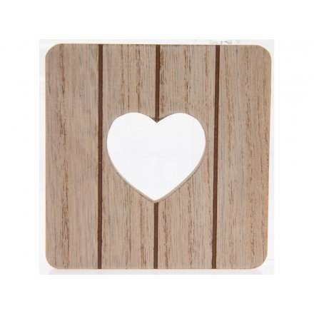 Heart Coasters 4 Set