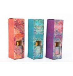 each filled with a sweet scents sure to bring a calming atmosphere to any interior