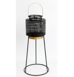 this Contemporary inspired candle holder will be sure to tie in with any Modern themed space