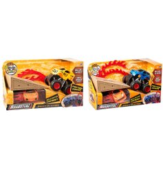 Rally Cars Playset 2 Assorted   The cars are friction powered to propel them over the ramps, hours of fun for children.