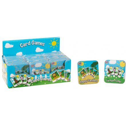 Travel Games 4 Assorted
