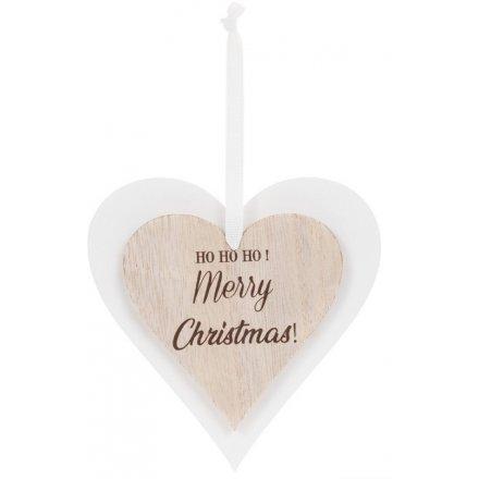Ho Ho Ho Merry Christmas Sign
