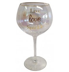 this glass also comes gift boxed making it a wonderful gift idea for any friend