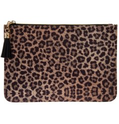 A trendy clutch pouch from the Wild Side range by Leonardo