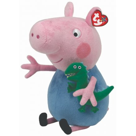 Peppa Pig George TY Buddy