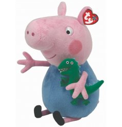 Collectible George Pig TY Buddy Soft Toy