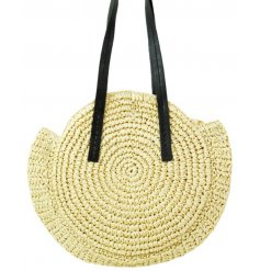 Add some Summer Love to your styles with this beautifully chic shoulder bag