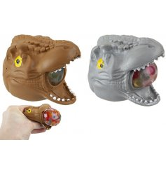 The kids will love this squishy dinosaur pocket money toy