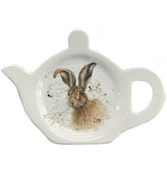 Stay organised with this charming country living style tea bag tidy.