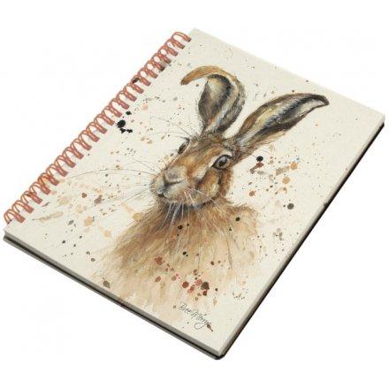 Bree Merryn Hare A5 Notebook