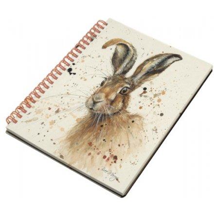 Bree Merryn Hare A6 Notebook