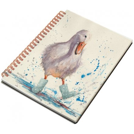 Bree Merryn Puddle Duck A5 Notebook