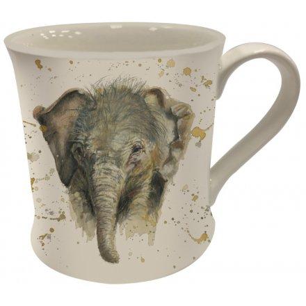 Bree Merryn Elephant China Mug