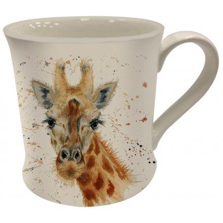 Bree Merryn Giraffe China Mug
