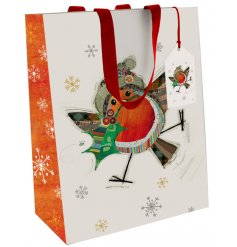 Collection of Christmas gift bags by Bug Art