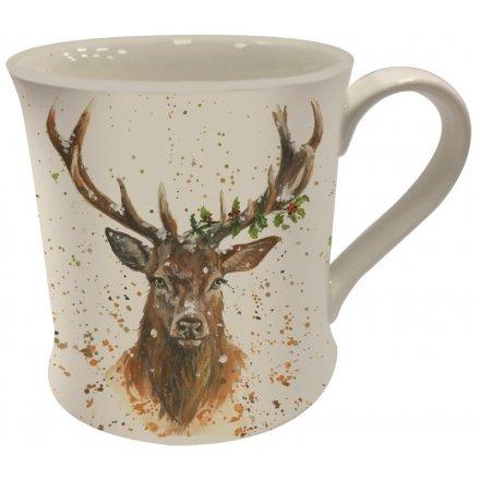 Christmas Stag Mug Bree Merryn