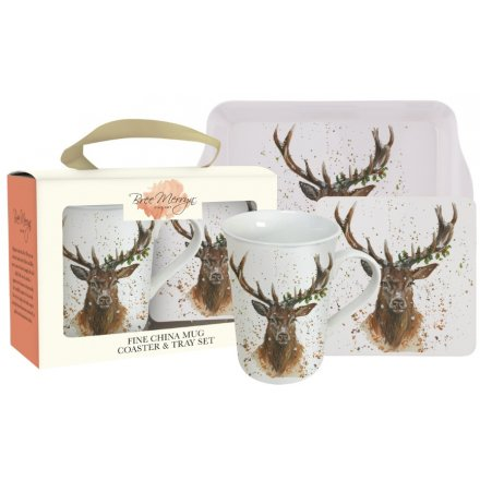 Christmas Stag Gift Set