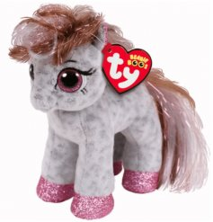 Cinnamon Pony from the popular Beanie Boo TY Toy Range
