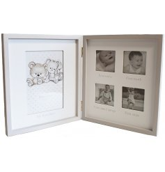 this picture frame with an added scripted texts will be sure to make a wonderful gift idea