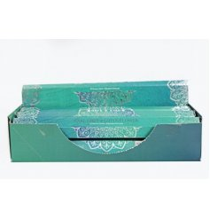 Bring a cozy and calming aromatic feel to any home interior with this Luxe inspired pack of scented incense sticks