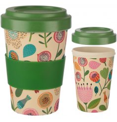Great for the environment and even better for a morning coffee! This Eco Friendly Travel Mug is a perfect gift idea for