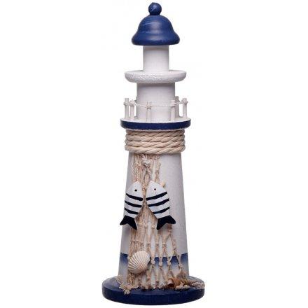 Nautical Lighthouse, 26.5cm