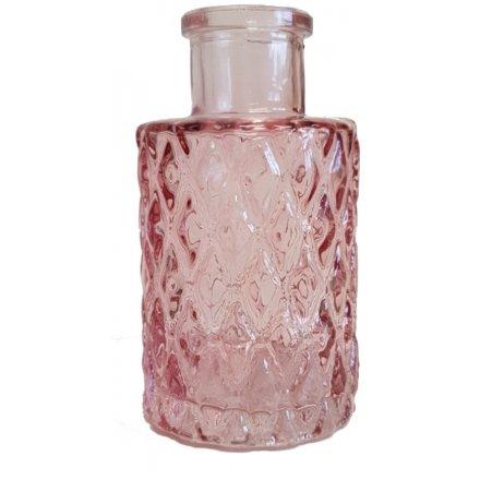 Diamond Ridge Bottle, Pink