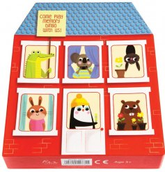 Filled with colourful animal inspired tiles, match up your characters to win this fun Bingo game!