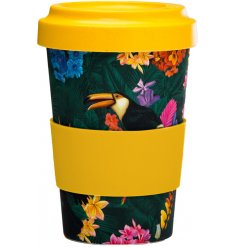 Great for the environment and even better for a morning coffee!