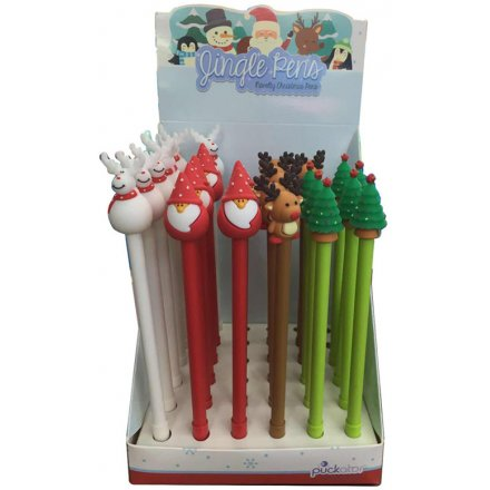 Christmas Jingle Pens