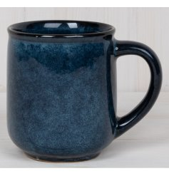 this charming little mug will be sure to add a hint of colour to any kitchen space