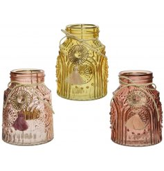 these small decorative bottles will be sure to add a Sunkissed feature to any space of the home