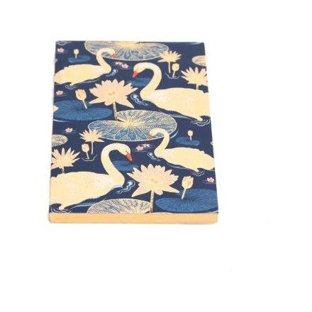 Japanese Swan Notebook