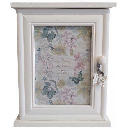 Floral Key Box