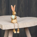 this sweet shelf sitter will be sure to add compliments to any Spring/Easter display