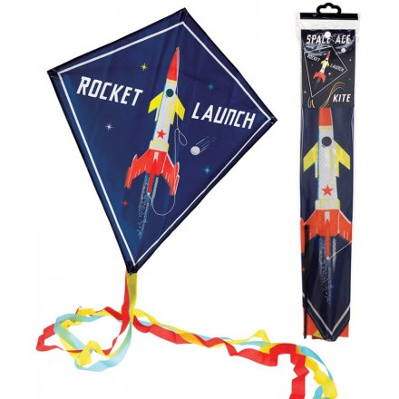 Rocket Launch Kite