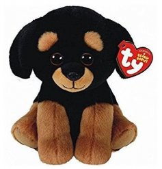 A cute and cuddly dog soft toy from the TY Beanie Range