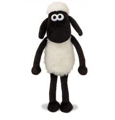Get up to some mischief with this soft and snuggly Shaun The Sheep Soft Toy!