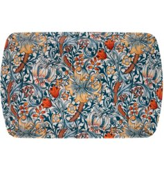 this pretty serving tray will be sure to add a Whimsical inspired feature to any kitchen