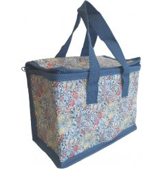 this pretty fabric lunch bag will be sure to add a Whimsical inspired feature to any kitchen