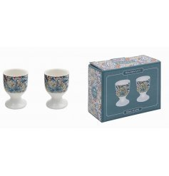 this pretty set of Egg Cups will be sure to add a Whimsical inspired feature to any kitchen