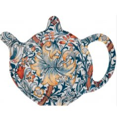 this pretty teabag tidy will be sure to add a Whimsical inspired feature to any kitchen