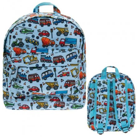 Children's Rucksack, Transport