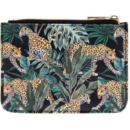 Jaguar Jungle Purse