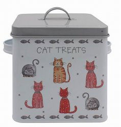 Perfect for storing away all those tasty treats for your 4 pawed friend